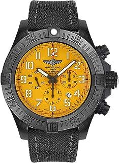 Breitling Avenger Hurricane Yellow Dial Men's Watch XB0170E4/I533-100W