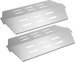 Utheer 65505 7622 Heat Deflector 13-1/4 Inches for Weber Genesis 300 Series Genesis E/S-310, E/S-320, E/S-330 with Front Control Knobs (2011 and Newer), Replaces for Weber 65505 62756, 16 GA