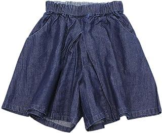 Seraph デニムスカートパンツ