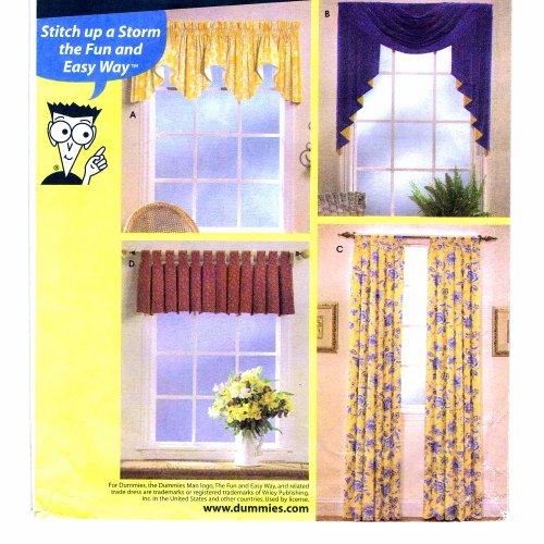 Simplicity Sewing Pattern 9566 Home Decorating, One Size