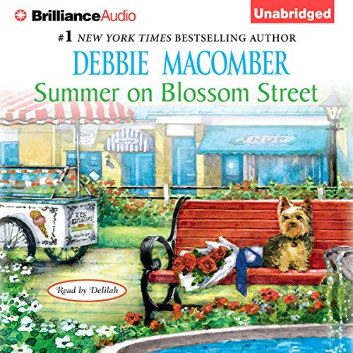Summer on Blossom Street cover art