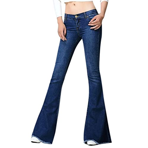 the best attitude presenting top-rated cheap Low Rise Flare Jeans: Amazon.com