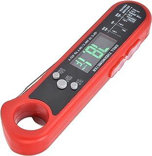 Gedourain Thermomètre numérique, thermomètre Alimentaire, Affichage numérique, Mesure précise de la température, léger et ...