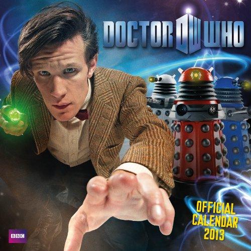 Doctor Who - Official Calendar 2013