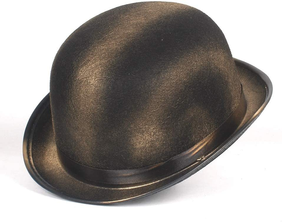 New Steampunk Bowler Hat for Women F 2021 spring and summer New product! New type new Hats Men Top Topper Cosplay