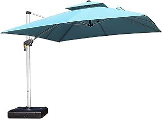 Best grey cantilever umbrella Reviews