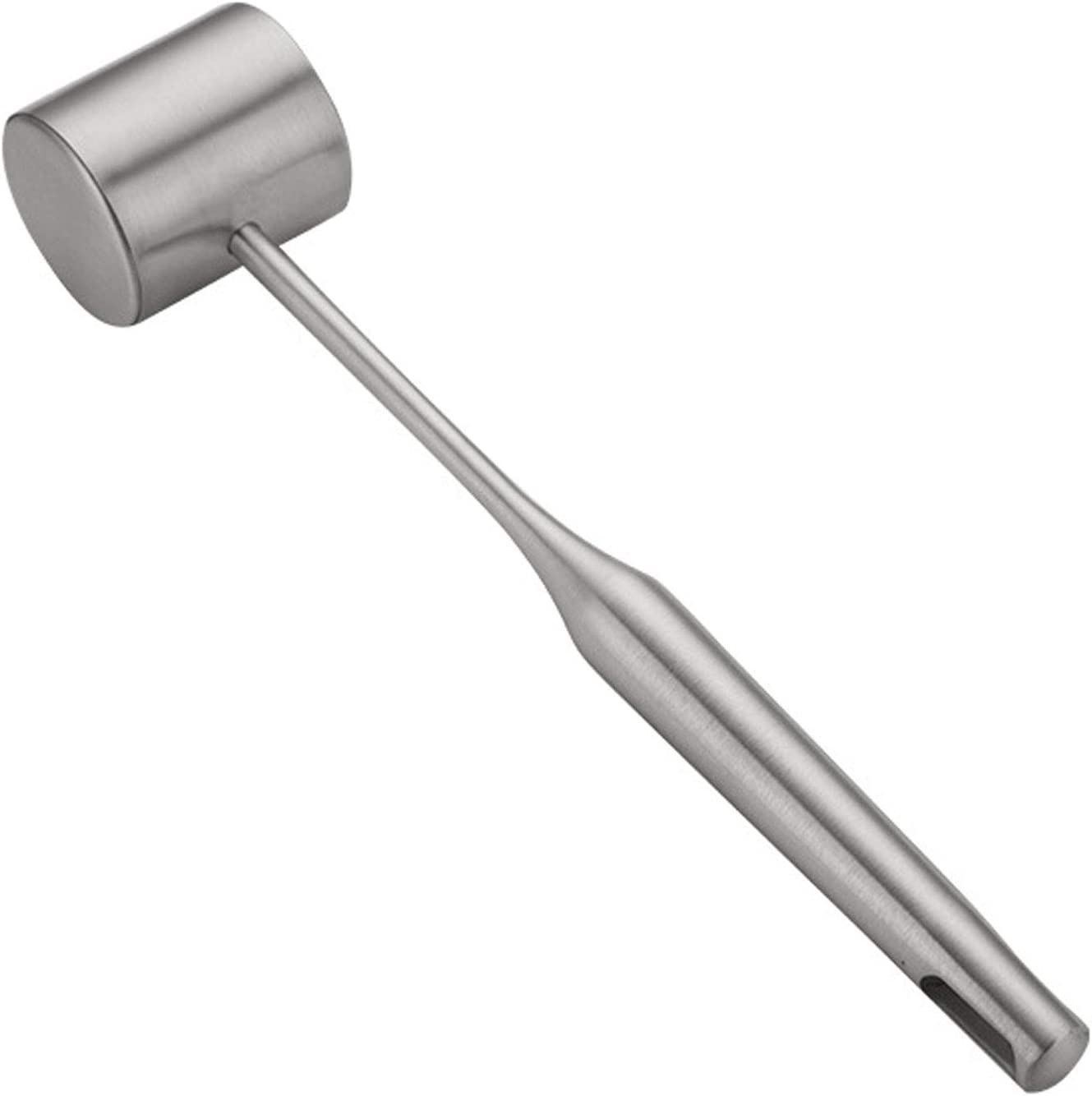 Meat Selling Tenderizer Hammer 1 Super-cheap Piece Stainless Steel Sturdy Malle