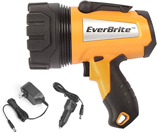 ✅EverBrite LED Rechargeable Spotlight Flashlight 1000 Lumens Dimmable Ultra-Bright Outdoor Light #Tools & Home Improvement Hardware
