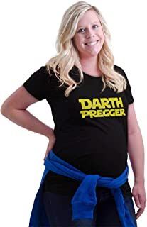 Darth Pregger Funny Nerdy Geeky Maternity Maternity T Shirt