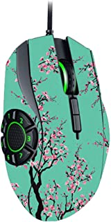 MightySkins Skin Compatible With Razer Naga Hex V2 Gaming Mouse - Cherry Blossom Tree   Protective, Durable, and Unique Vi...