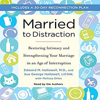 Married to Distraction cover art