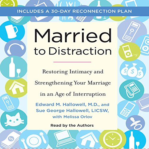 Married to Distraction audiobook cover art