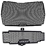 Tdz For Triumph Speed Triple 1050 de la motocicleta del radiador Protector Grille 2011-2015 Guardia enfriador de aceite 2011-2017 2012 2016 2015 (Color : Set)