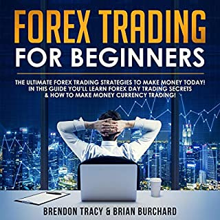 Forex Trading for Beginners audiobook cover art