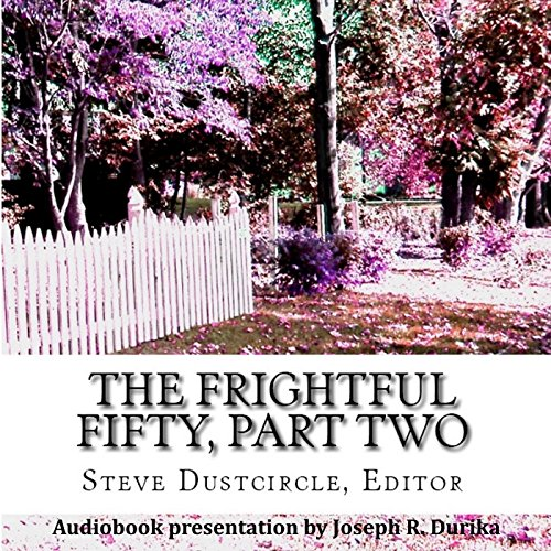 The Frightful Fifty, Part Two audiobook cover art