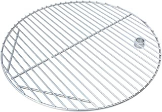 onlyfire 19 1/2-inch Barbecue Stainless Steel Round Cooking Grate Grid Fits Kamado Ceramic Grill Like Pit Boss K24, Louisiana Grills K24, Char-Griller 16620