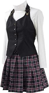 VOSTE Japanese Anime P5 Makoto Niijima Queen School Uniform Halloween Cosplay Cap