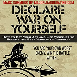 Declare War on Yourself cover art