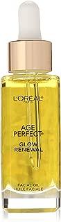 L'Oreal Paris Age Perfect Glow Renewal Facial Oil, 1.0 Fluid Ounce