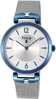 Reloj S-Mesh de Acero Diámetro Caja: 37 mm.
