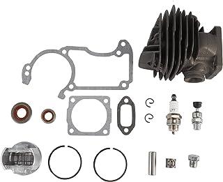 Carburateur, 44mm Cilinder Oliekeerringen Vonken Plug Pakking Kit Fit voor Stihl 026 MS260 MS260C 026PRO Kettingzaag Wiede...