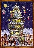 Vittoriano Alto casa a Natale Tedesco Calendario dell' avvento