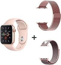 Smartwatch Samba IWO 11 Pro com GPS - Pulseira Silicone 44mm