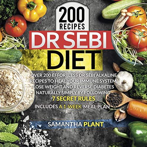 Dr Sebi Diet By Samantha Plant Audiobook Audible Com