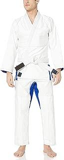 Jiu Jitsu GI Suitable for Jiu Jitsu/BJJ/Jiujitsu/Judo/Brazilian BJJ, with Preshrunk Fabric for Men & Kids