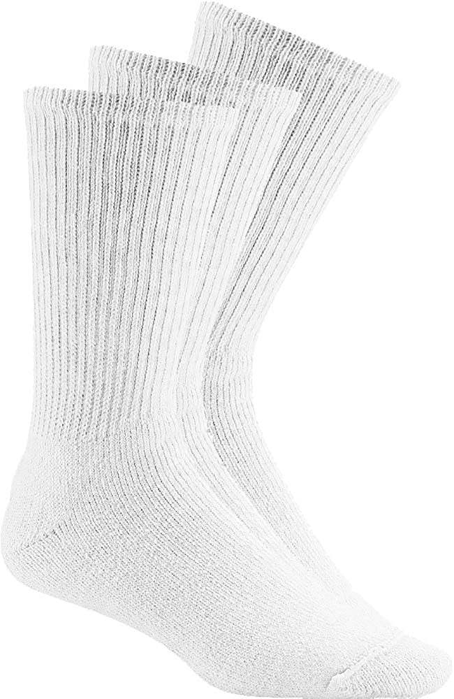Wigwam King Cotton Crew 3 Pack P2801 Sock