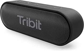 Tribit XSound Go Bluetooth Speakers – 12W Portable Speaker Loud Stereo Sound, Rich..