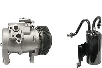 RYC Remanufactured AC Compressor Kit KT DI00