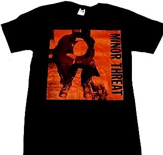 【MINOR THREAT】マイナースレット オフィシャルバンドTシャツ#1