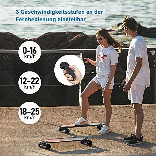 Elektro Skateboard Teamgee H8 mit Fernbedienung Bild 4*