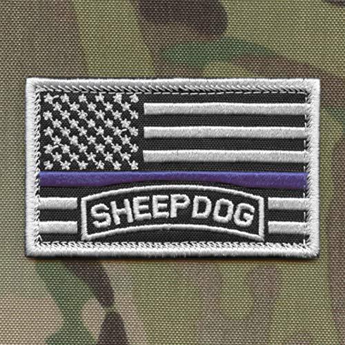 """Ensemble uniforme de drapeau américain Brodé Patch /& Reverse 3.5x2/"""" Patriotic USA"""