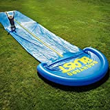 BACKYARD BLAST - 30' Waterslide with Round Pool - Easy to Setup - Extra Thick to Prevent Rips & Tears