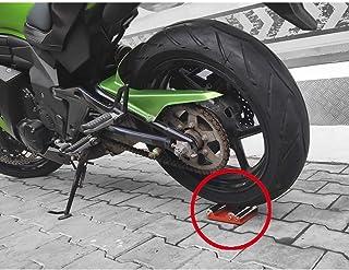 GrandPitstop Motorfiets Wheel Cleaning Roller standaard voor het reinigen van banden & ketting smering - GRoller Wheel Spi...