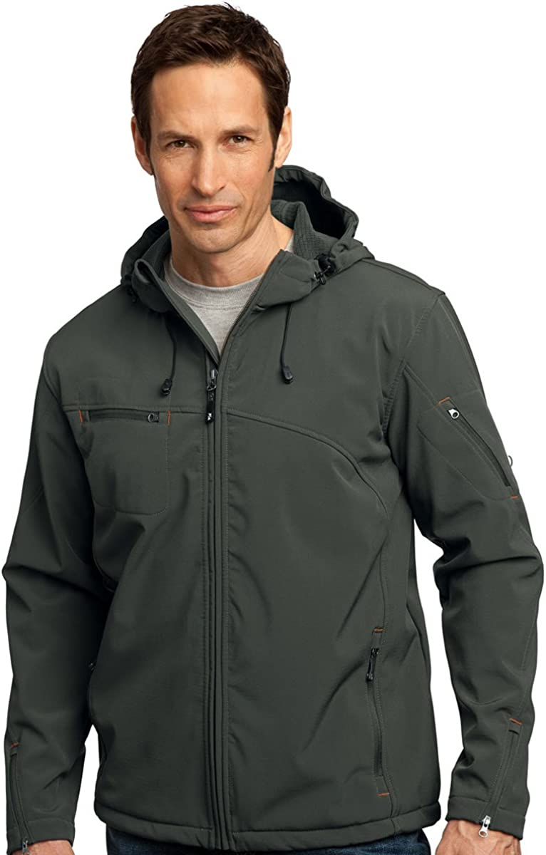 Port Authority-Breathable Textured Waterproof Soft Nippon Popular products regular agency Shell Hooded