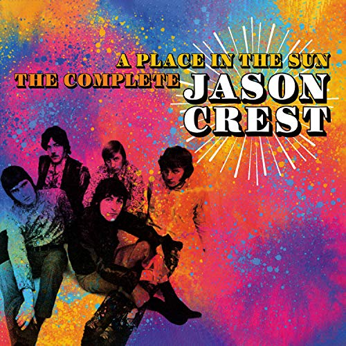 A Place In The Sun ~ The Complete Jason Crest: 2CD Digipak