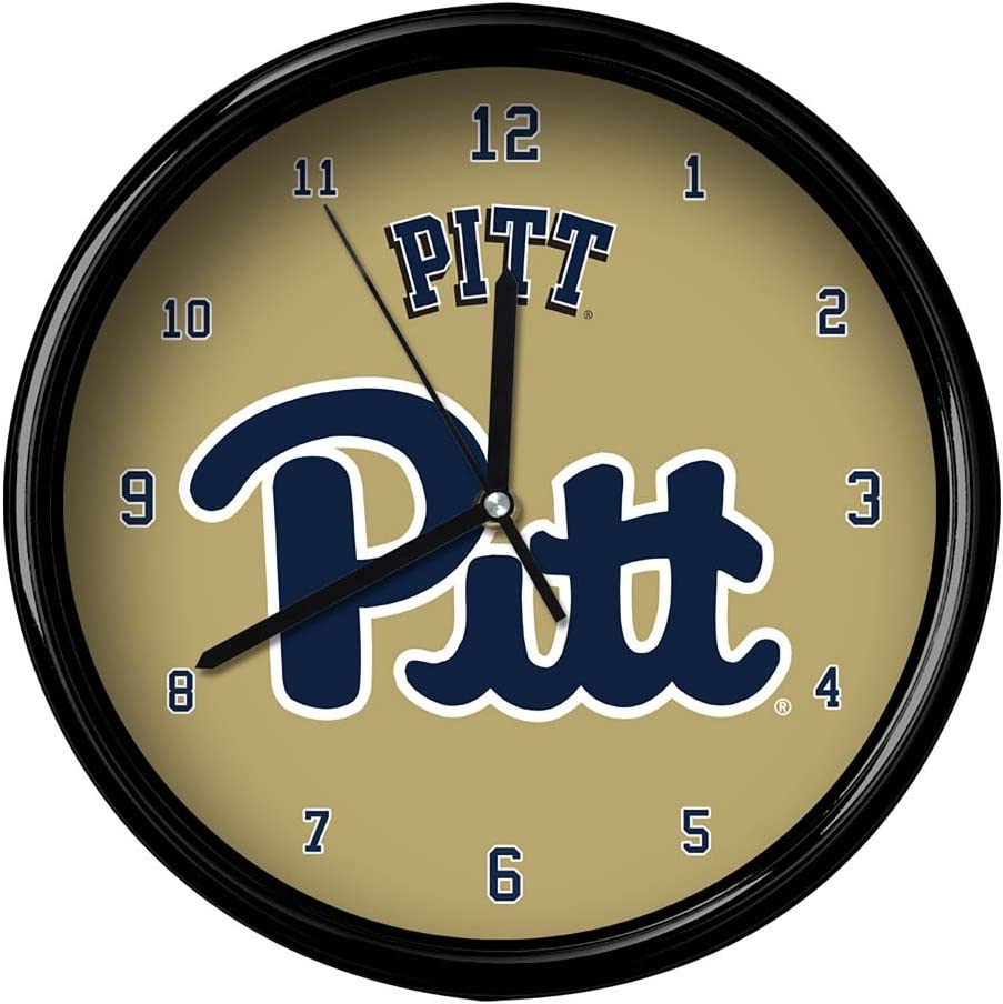 The Memory Company Same day shipping NCAA University of Pittsburgh Super-cheap Official Black