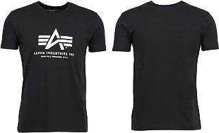 Alpha Industries Basic T-Shirt, Camiseta para Hombre