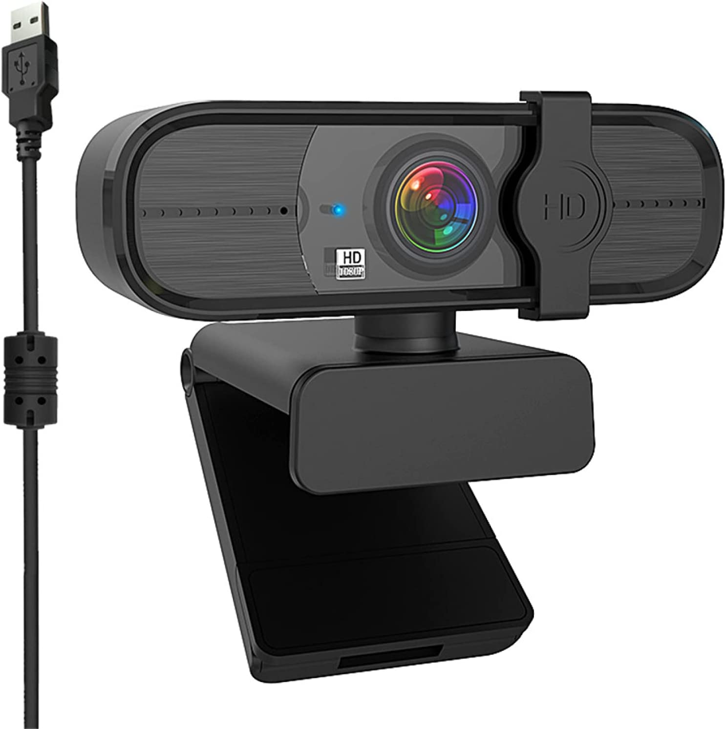Attention brand ASDAD Raleigh Mall The New HD USB Webcam Autofocus Micr Web 1080p Camera with