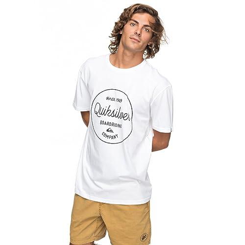 Quiksilver Clmornslides Rrd0 Camiseta cd2fb8ba575