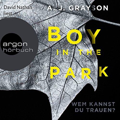 Boy in the Park Titelbild