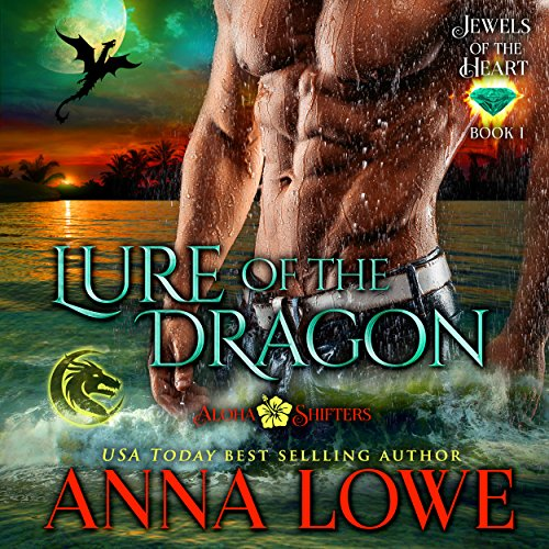 Lure of the Dragon audiobook cover art