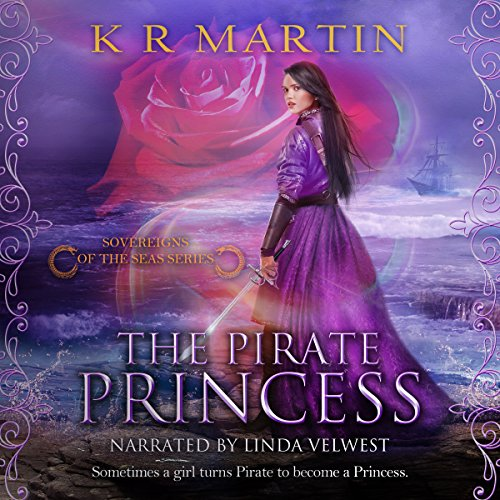 The Pirate Princess cover art