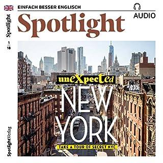 Spotlight Audio - Unexpected New York. 1/2018     Englisch lernen Audio - Unbekanntes New York              Autor:                                                                                                                                 div.                               Sprecher:                                                                                                                                 div.                      Spieldauer: 1 Std. und 1 Min.     2 Bewertungen     Gesamt 5,0