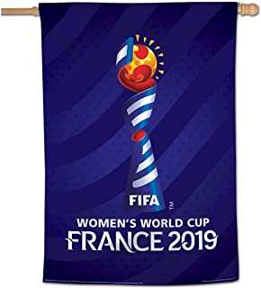 WinCraft 2019 Womens World Cup France Banner Flag
