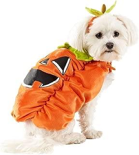 Pet Costume Pumpkin Dog Costume Suit with Hat Medium 15-30 Pounds