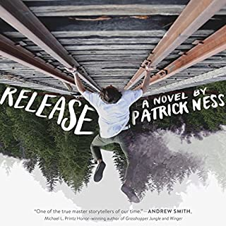 Release                   Written by:                                                                                                                                 Patrick Ness                               Narrated by:                                                                                                                                 Michael Crouch                      Length: 6 hrs and 19 mins     5 ratings     Overall 3.8